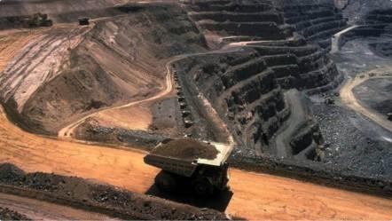 Gigantic physical mine