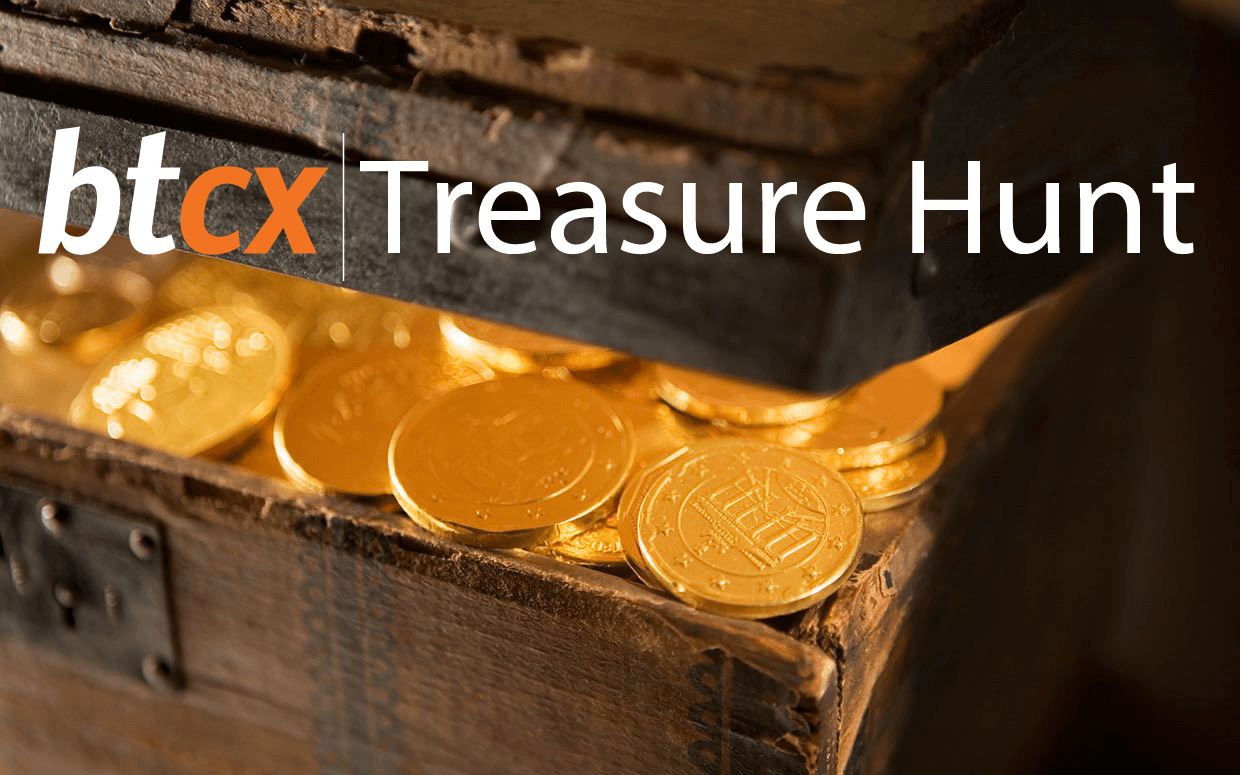 BTCX Treasure Hunt