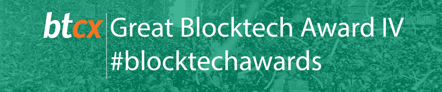 Time to vote and nominate for the Great Blocktech Awards